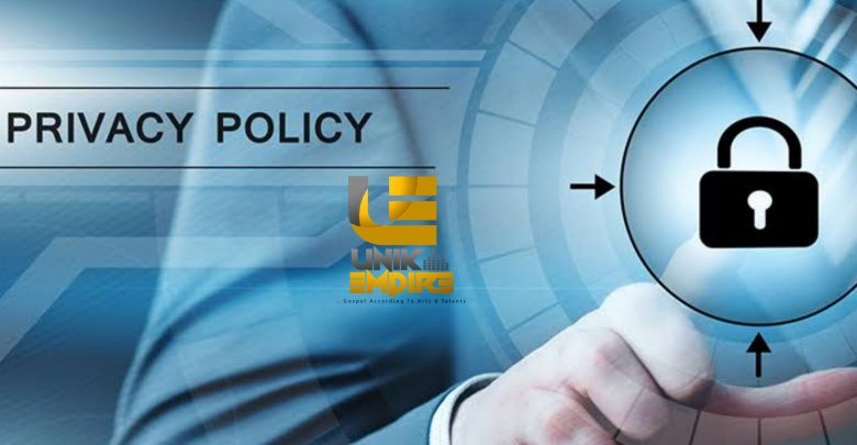 Privacy Policy for Unik Empire Media House