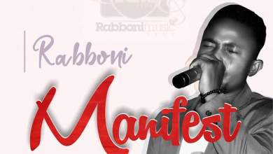 Manifest Your Power by Rabboni