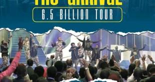 Rap Nation The Arrival 6.5 Billion Tour