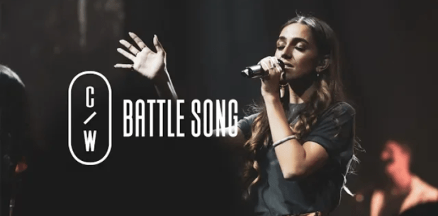 Battle song by Citipointe Worship and Candace Woodward mp3 download