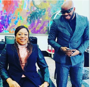 Sinach & Hubby Celebrate Sixth Wedding Anniversary.