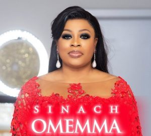 Omemma by Sinach and Nolly Nwa