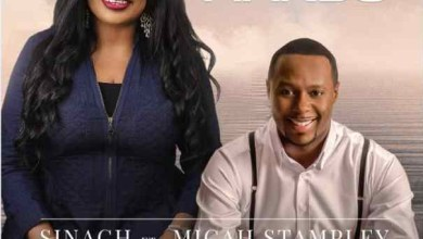 With My Hands by Sinach and Micah Stampley