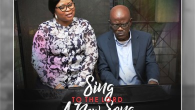 Sing to the Lord A New Song by Prof. & Dr. Olumide Olusanya