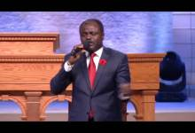 The Righteousness of God Revealed by Dr. Abel Damina