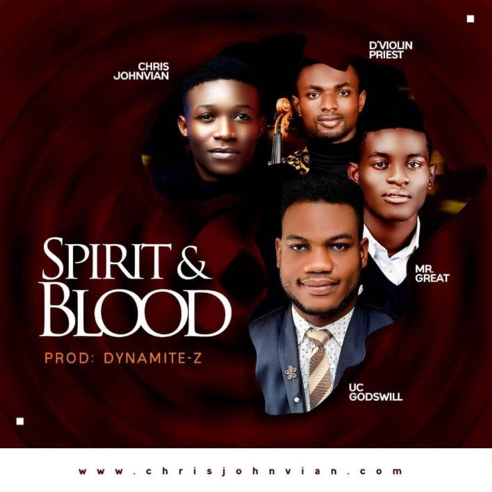 Spirit And Blood by Uc Godwill