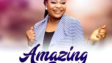 Amazing God by Tinuade video, mp4 download