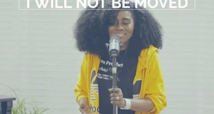 I Will Not Be Moved by TY Bello