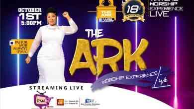 """The Ark"" Worship Experience With Moji Alawiye PMA (Virtual Edition)"