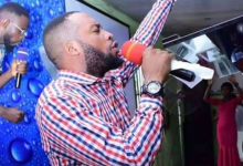 The Cry (Live Ministration) by Tony Richie