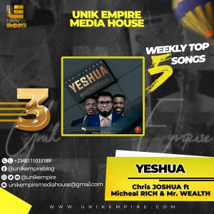 Unik Empire Media House Top 5 (Feb 10th - 16th 2020)