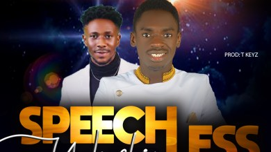 Speechless Worship by Victor De Conqueror and Peterson Okopi