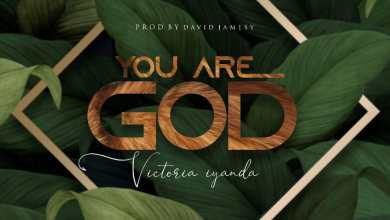 You Are God by Victoria Iyanda