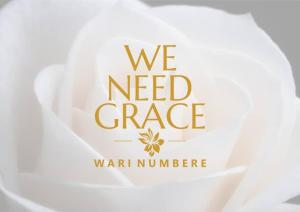 We Need Grace by Wari Numbere
