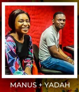 Beyond Me Acoustic version by Yadah and Manus Akpanke