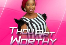 Thou Art Worthy by Yetunde Are Zion
