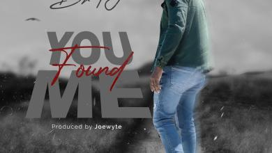 You Found Me by Dr TJ