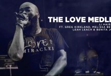 The Love Medley by J J Harriston, Greg Kirkland, Melissa Bethea, Leah Leach & Benita Jones