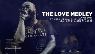 The Love Medley by J J Harriston, Greg Kirkland, Melissa Bethea, Leah Leach & Benita Jones