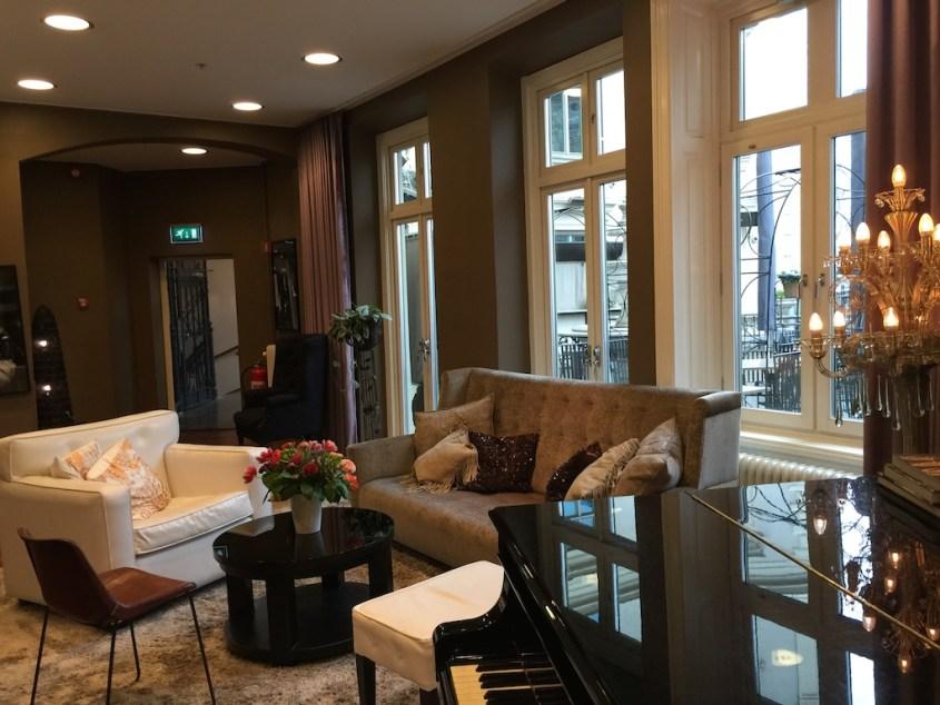 Lydmar Hotel, Stockholm, Sverige