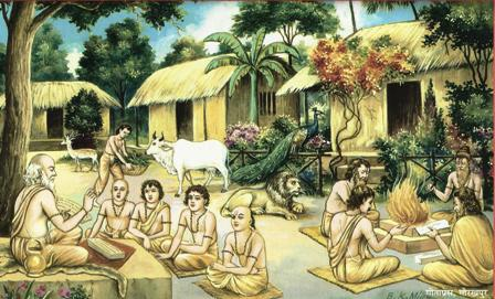 Education during the Vedic Civilization