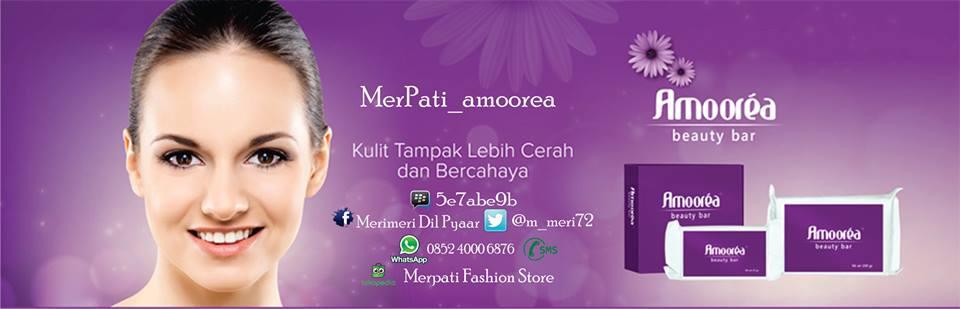 Merpati Store Jual Sabun Amoorea Sabun Kecantikan Member Amoorea PT DEP Resmi
