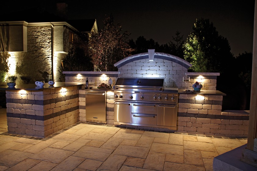 outdoor kitchen pizza oven design restaurant double swing doors 10 designs sure to inspire