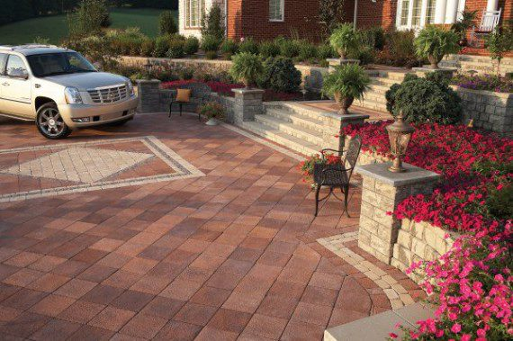 Showstopping Driveway Pavers for Your Home  Unilock