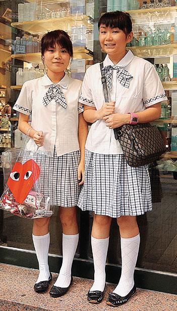 香港中學 九龍西學校列表 | Uniform Map 制服地圖
