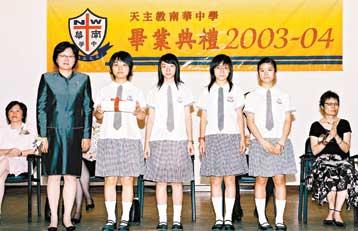 天主教南華中學