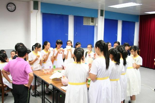 香港道教聯合會鄧顯紀念中學