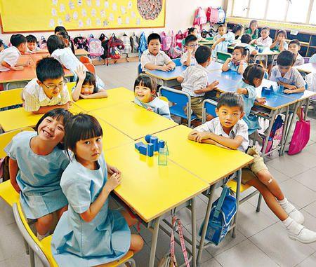 中華基督教會基順學校   Uniform Map 制服地圖