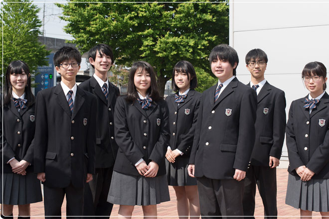 日本高校 相片列表 頁1 | Uniform Map 制服地圖