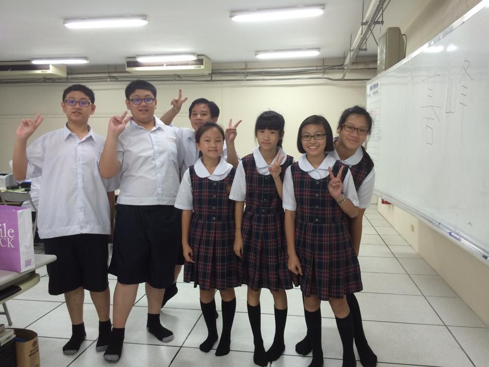 台中市私立明德高中國中部