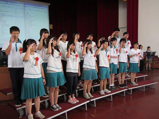 臺灣中學 臺南市學校列表   Uniform Map 制服地圖
