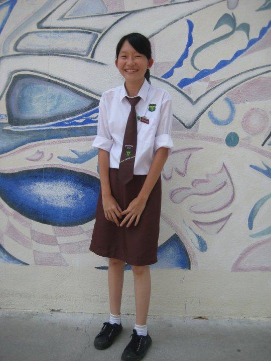 安顺三民国民型中学
