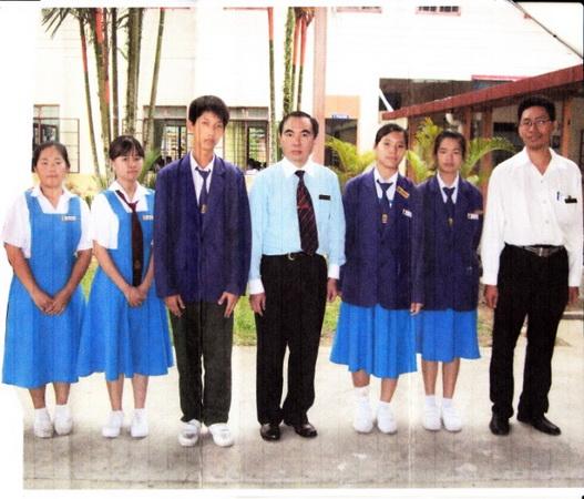 砂拉越诗巫光华国民型中学