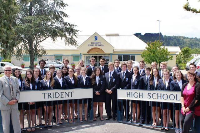 Trident High School