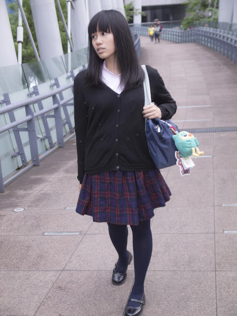 復興高中 x Kuraiya Ho | 網誌 | Uniform Map 制服地圖