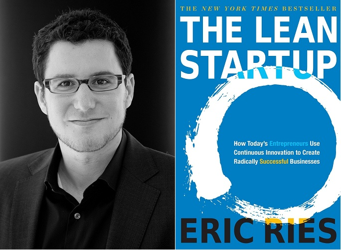 Básicos Lean Startup - Eric Ries en The Founder (6-9-2013) 1