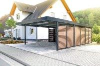 Carports Metall - Uninorm Technic AG