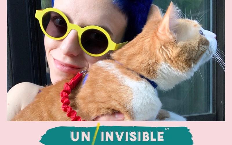 T. Sydney Bergeron Mikus Uninvisible