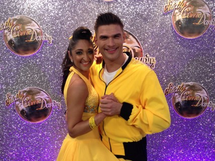Trishna Bharadia Strictly Come Dancing The People's Strictly Comic Relief Uninvisible Pod Dancing With The Stars