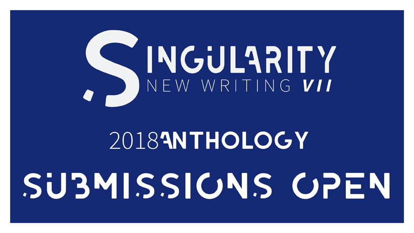 Singularity Submissions Open Banner