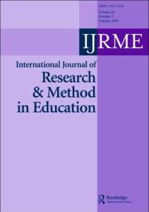 International Journal of Research & Method in Education