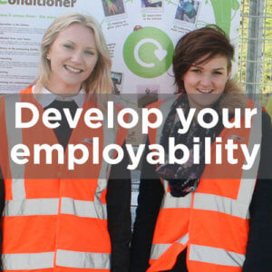 Develop your employability