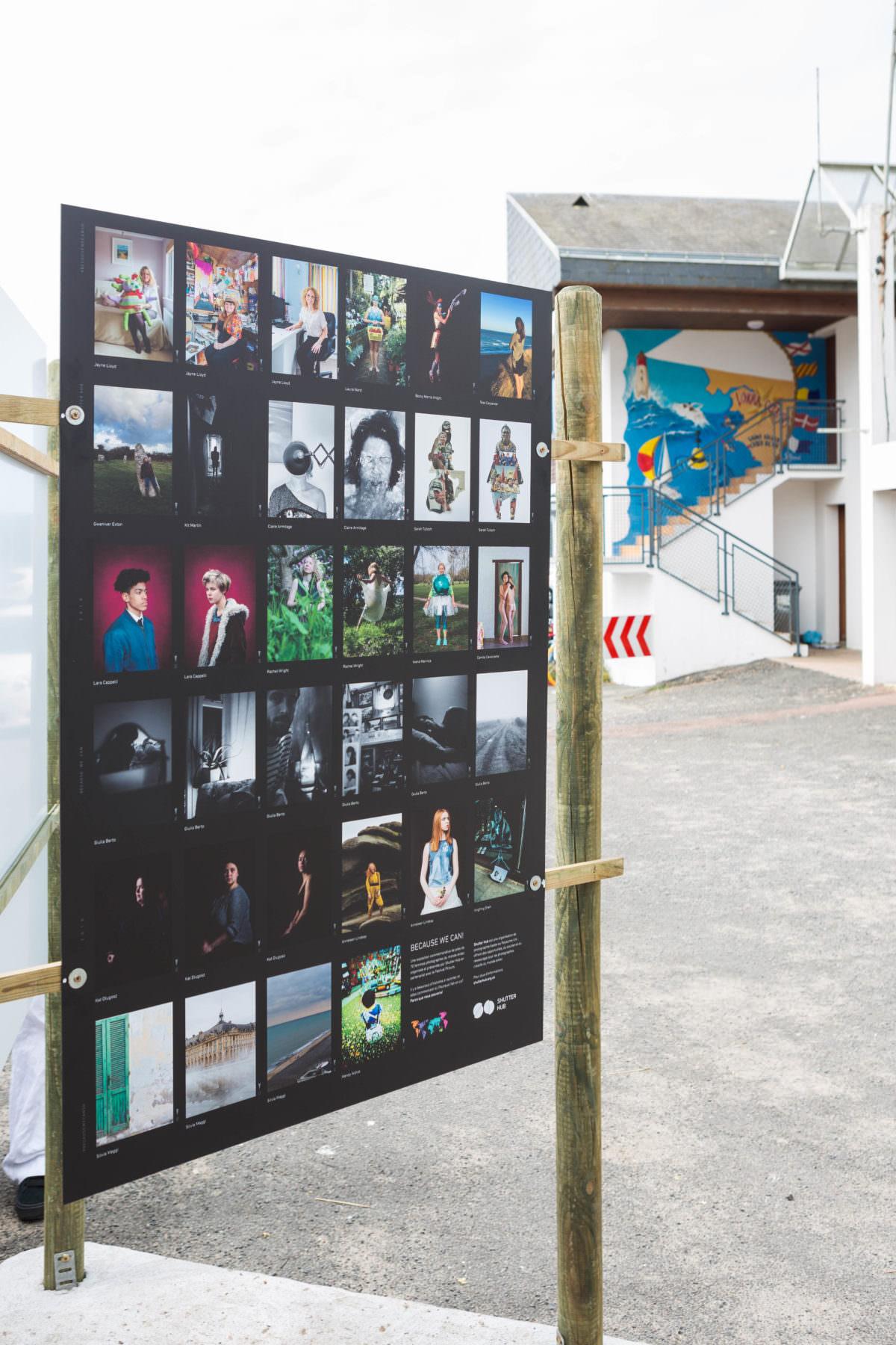 Shutter Hub at Festival Pil'ours