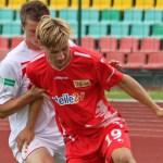 Björn Jopek - only one reserve match