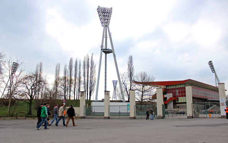 Friedrich-Ludwig-Jahnsportpark Berlin
