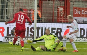 Union defeat Würzburg